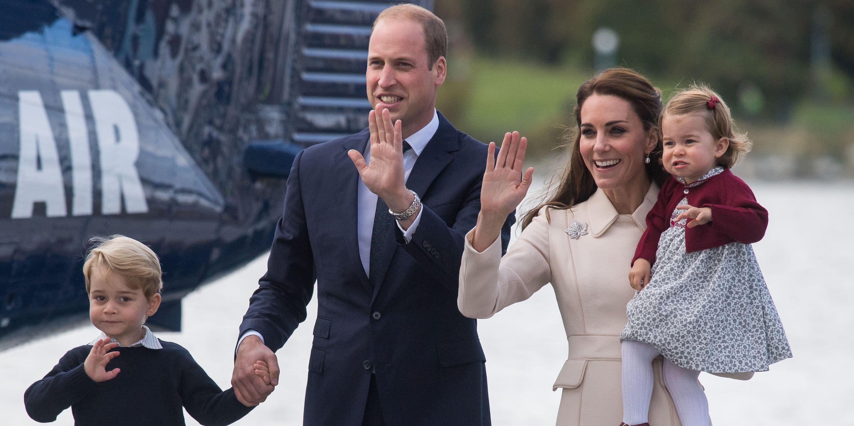 hbz cambridges 611851174 1517857211.jpg?resize=1200,630 - Nasce o terceiro filho de Príncipe William e Kate Middleton