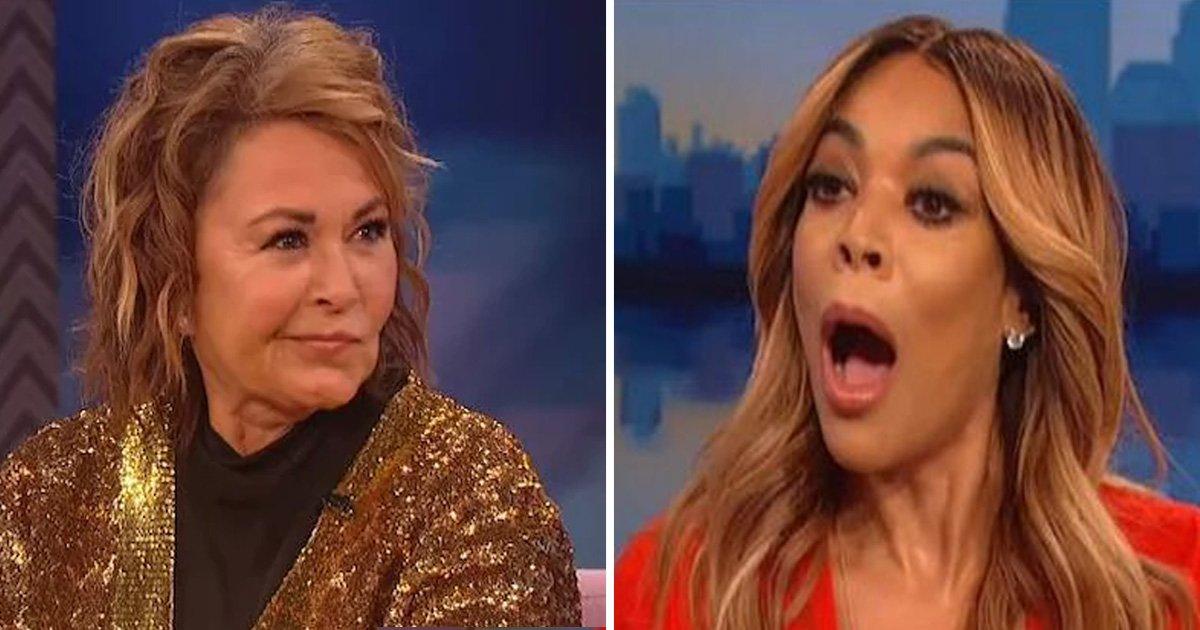 husband - Ce vif échange entre Wendy Williams et Roseanne Barr a surpris les téléspectateurs