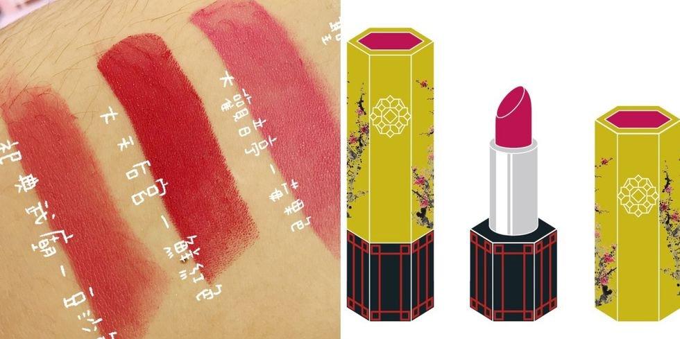 img 5acc1e44e3b79 - 「台南最強月老廟推出唇膏!」擦了保證招桃花,全試色+幕後靈感揭露