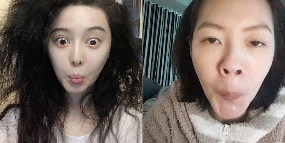 img 5ad65ddd0d009 1 - 連范冰冰、小S也瘋狂!韓國報火紅超醜臉瑜珈!緊緻嘴邊肉超有感!