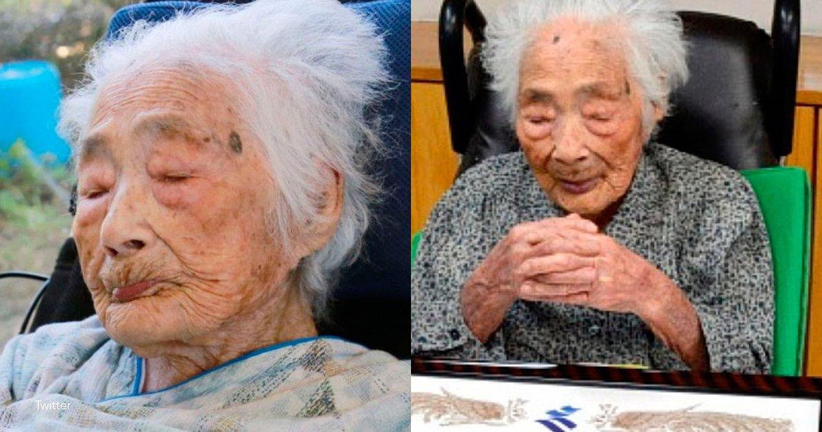 japone - Murió a sus 117 años Nabi Tajima, el japones más longevo del mundo