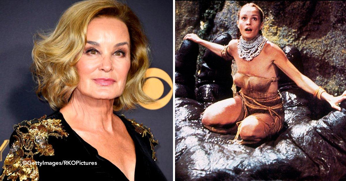 """jess.png?resize=1200,630 - Jessica Lange, la famosa actriz que sorprendió en """"King Kong"""" luce radiante a sus 68 años"""