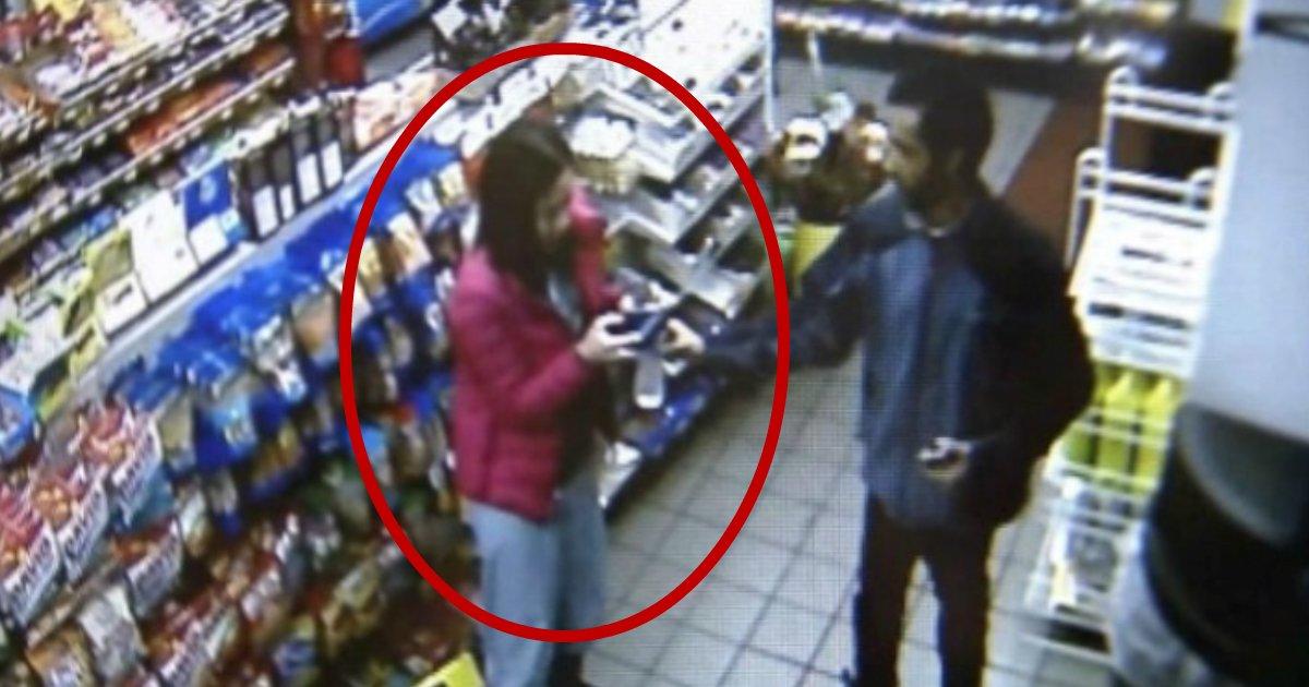 kidnapping saved.jpg?resize=412,232 - Un employé d'une station-service a sauvé une femme kidnappée après avoir ressenti que quelque chose n'allait pas