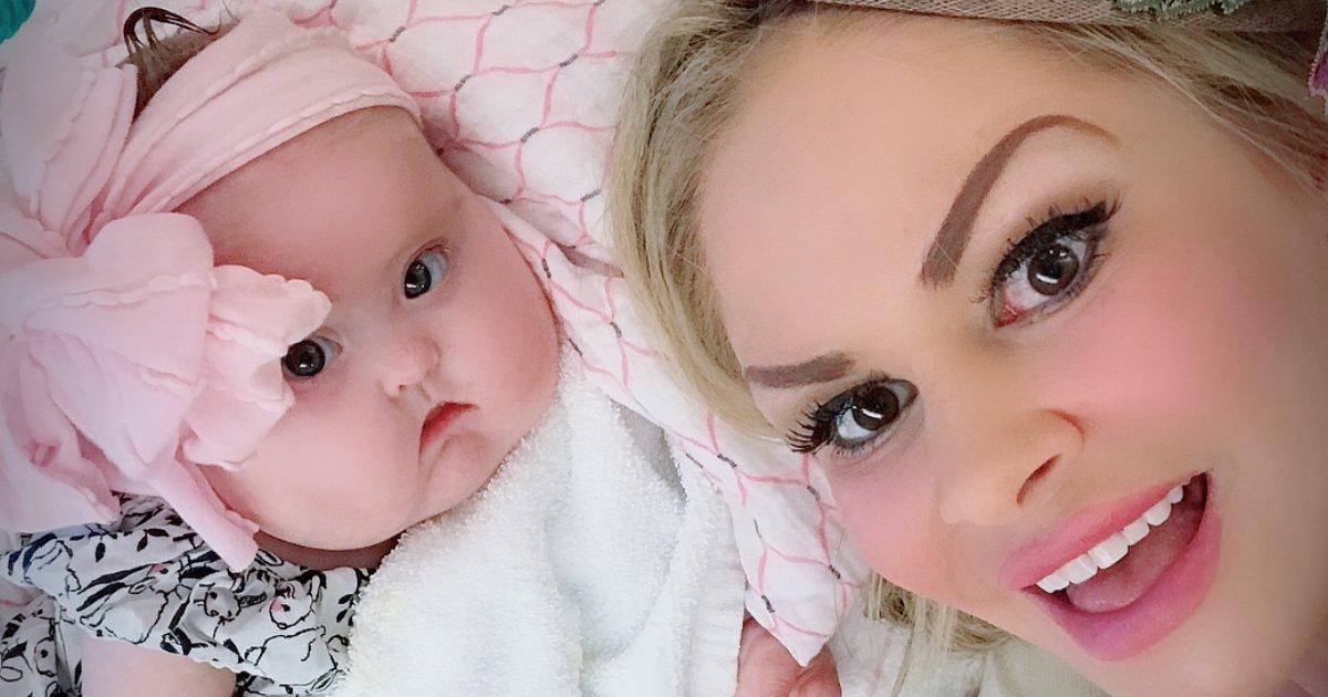 kitty - Mãe faz homenagem emocionante à filha com síndrome de Down