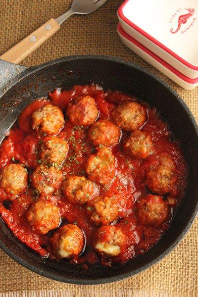 チーズinミートボールの甘口トマト煮에 대한 이미지 검색결과