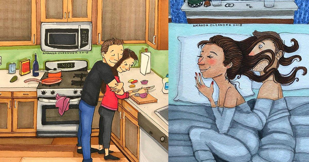 long relationship.jpg?resize=648,365 - Elle illustre les relations à long terme sans fard ni artifice.