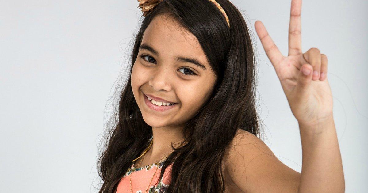 mariah.png?resize=300,169 - Brown elimina Mariah Yohana do The Voice Kids e fãs questionam decisão