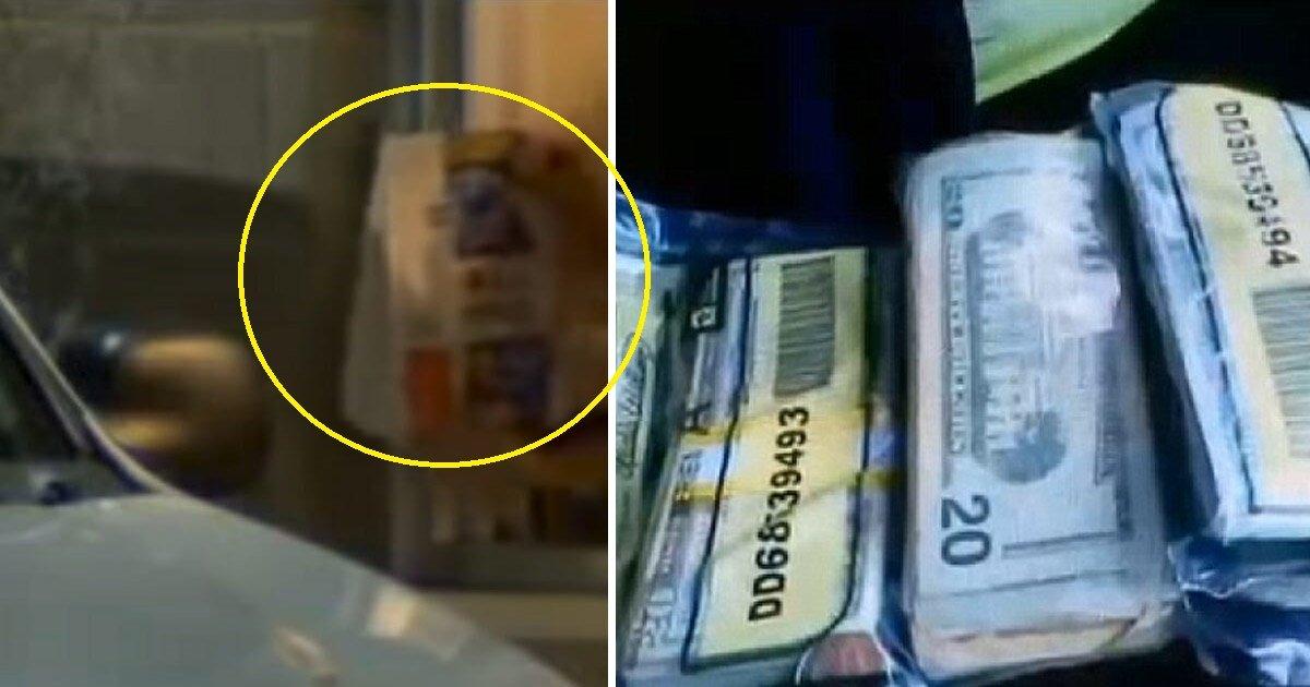 """mcdonald 1.jpg?resize=300,169 - Casal pede comida do McDonald's - Então a esposa abre a sacola e grita: """"Isso não é comida!"""""""