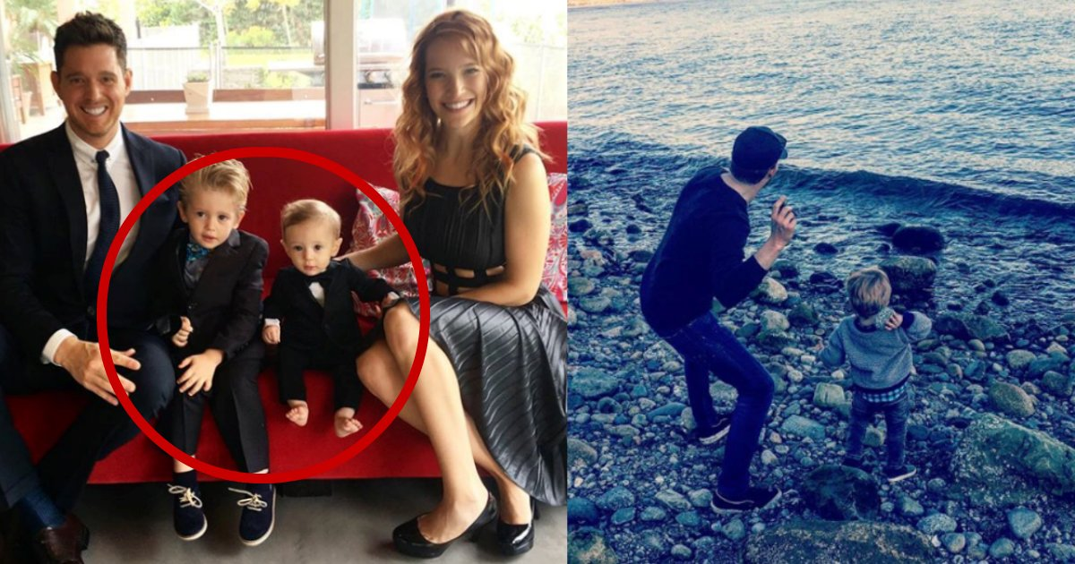 michael buble - Michael Buble And Wife Confirm The Rumors After Taking A Break Due To Son's Diagnosis