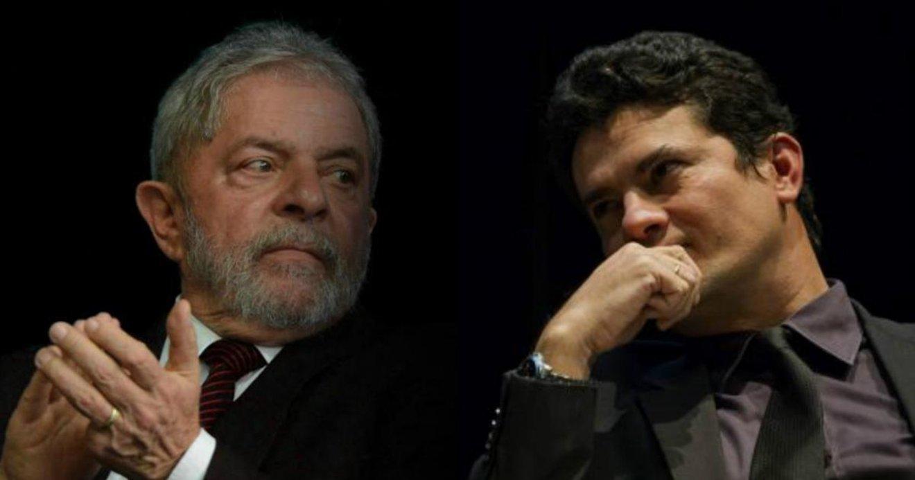 moro lula01 1 - Os memes tomam conta até mesmo na prisão de Lula