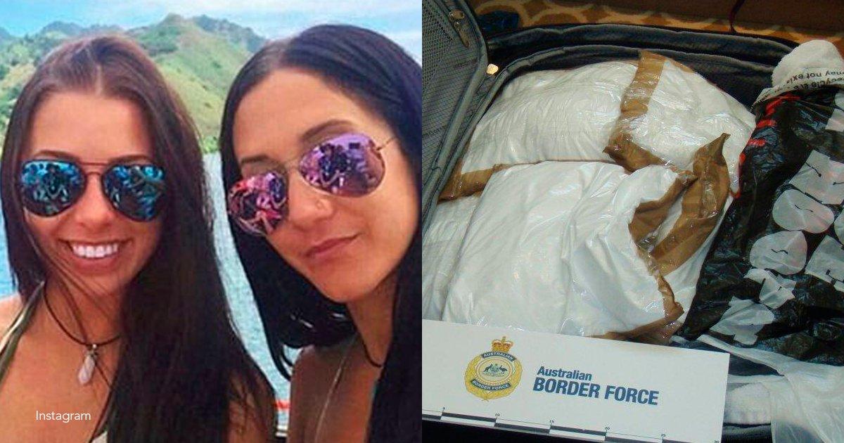 narco - Su sueño era ser famosas en Instagram, pero las detuvieron por traficar cocaína