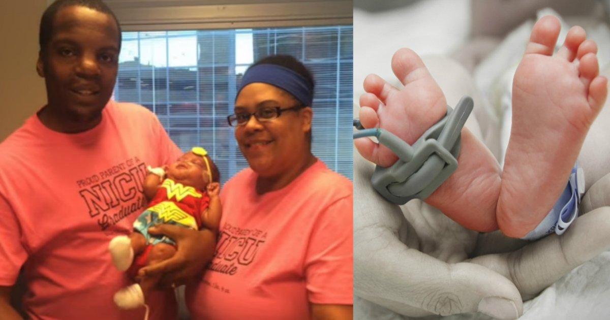 nicu.jpg?resize=412,232 - Un bébé prématuré survit à 157 jours effrayants à l'Unité de soins intensifs néonatals et défit les pronostics