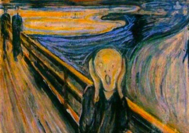 o grito - 13 coisas que uma pessoa com ansiedade quer que você saiba sobre ela
