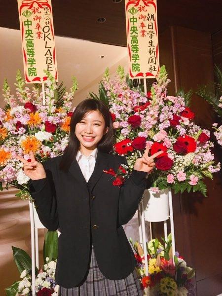 小倉優香 卒業式에 대한 이미지 검색결과