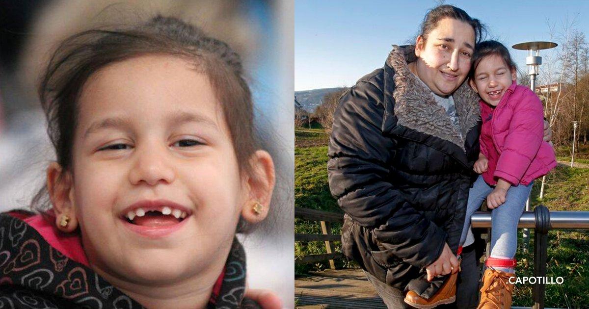 para.png?resize=648,365 - Murió la pequeña que hizo una campaña para pagar sus gastos médicos por su parálisis cerebral