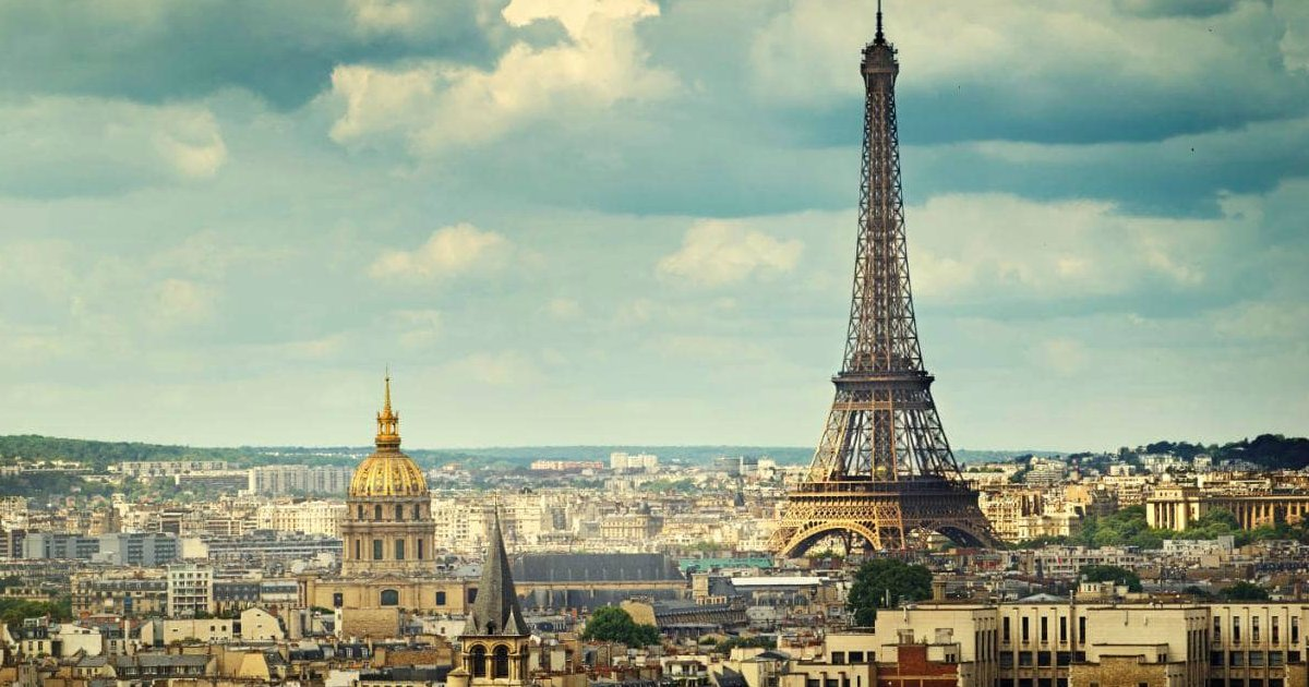 paris 1.png?resize=1200,630 - Paris é eleita melhor destino do mundo; Rio ficou em 24º