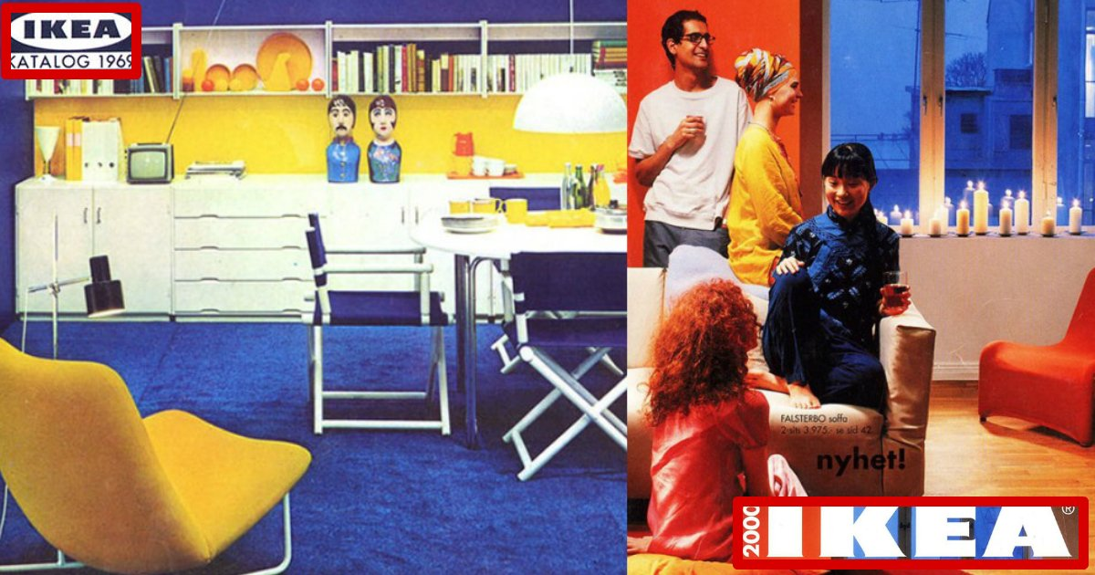 perfect home.jpg?resize=300,169 - Vintage IKEA Catalogs And The Idea Of The 'Perfect' Home Through Time