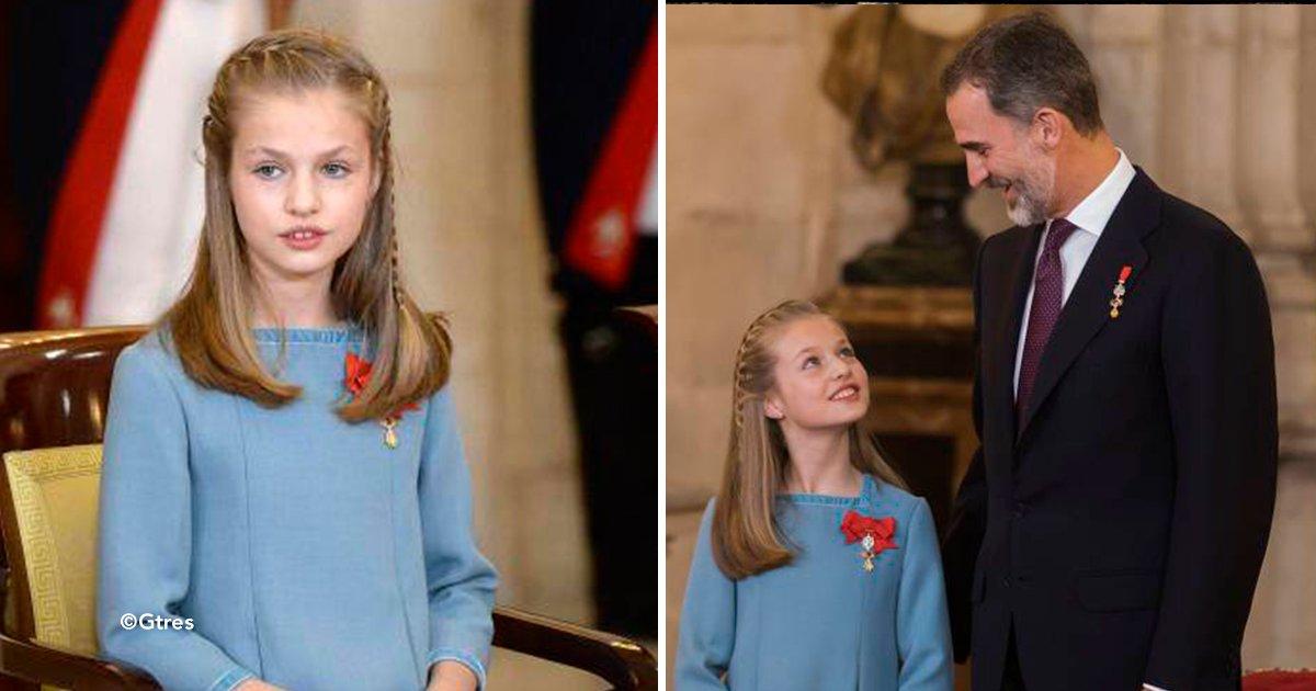 princ.png?resize=648,365 - La princesa Leonor será en un futuro la próxima reina de España y la cuarta mujer en tener ese título en siglos.