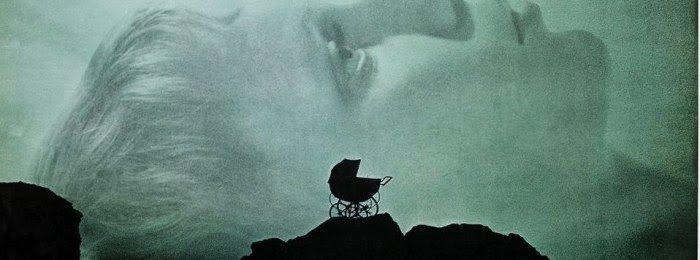 rosemarys baby 1968 movie poster 700x260 - 7 mulheres que acreditavam estar grávidas de um demônio
