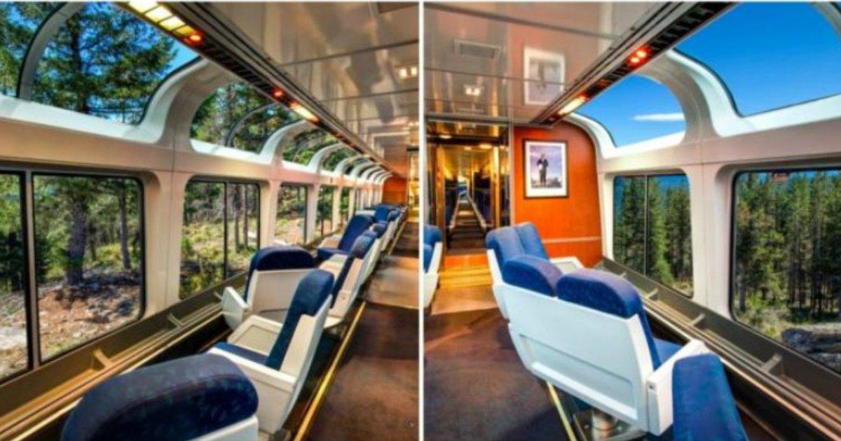scenic train ride.jpg?resize=300,169 - The Coast Starlight - Le trajet en train le plus pittoresque des États-Unis coûte seulement 97 dollars.