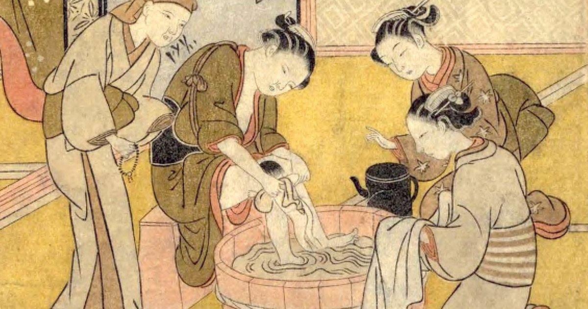 江戸時代 出産