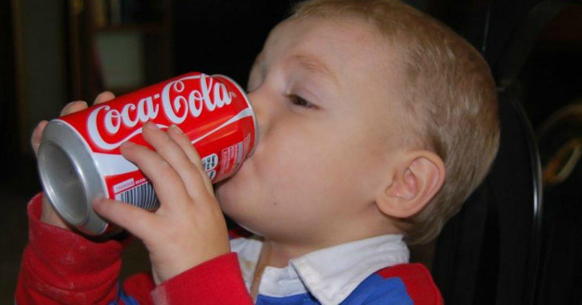 soda.png?resize=1200,630 - No Brasil, 56% das crianças bebem refrigerante antes de 1 ano de idade