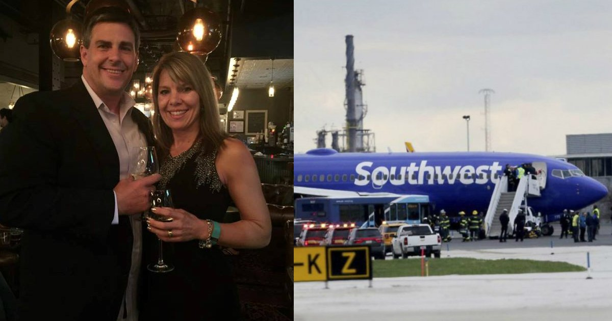 tragic loss - Mother-Of-Two Who Died During The Southwest Airlines Flight Has Been Identified