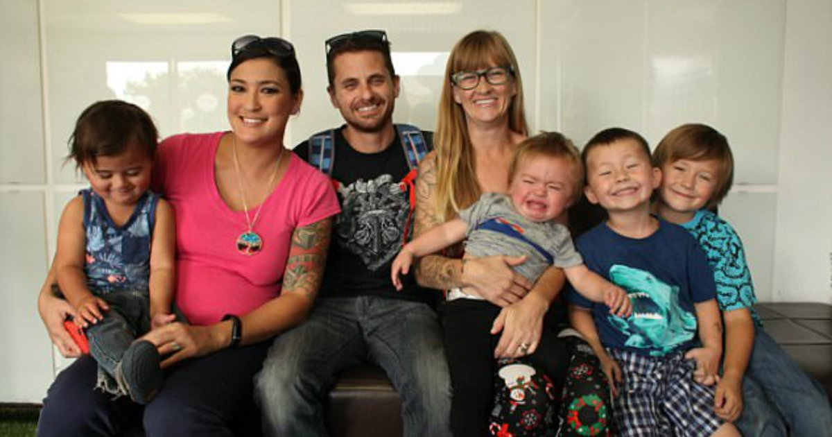 untitled 1 110 - This Polyamorous Trio Has Produced Four Kids...And Counting!