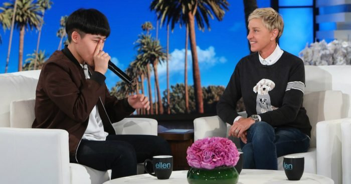 untitled 1 116 e1523514283733.jpg?resize=648,365 - This Teen Beatboxer Stuns Ellen With His Amazing Skills