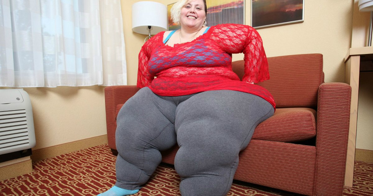 untitled 1 127.jpg?resize=412,232 - Severely Obese Woman Is Going For World's Biggest Hips Even If She Dies Trying
