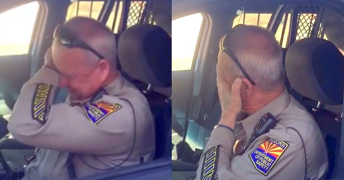 untitled 1 132.jpg?resize=300,169 - Retiring State Trooper Chokes Up While Making His Final Radio Call