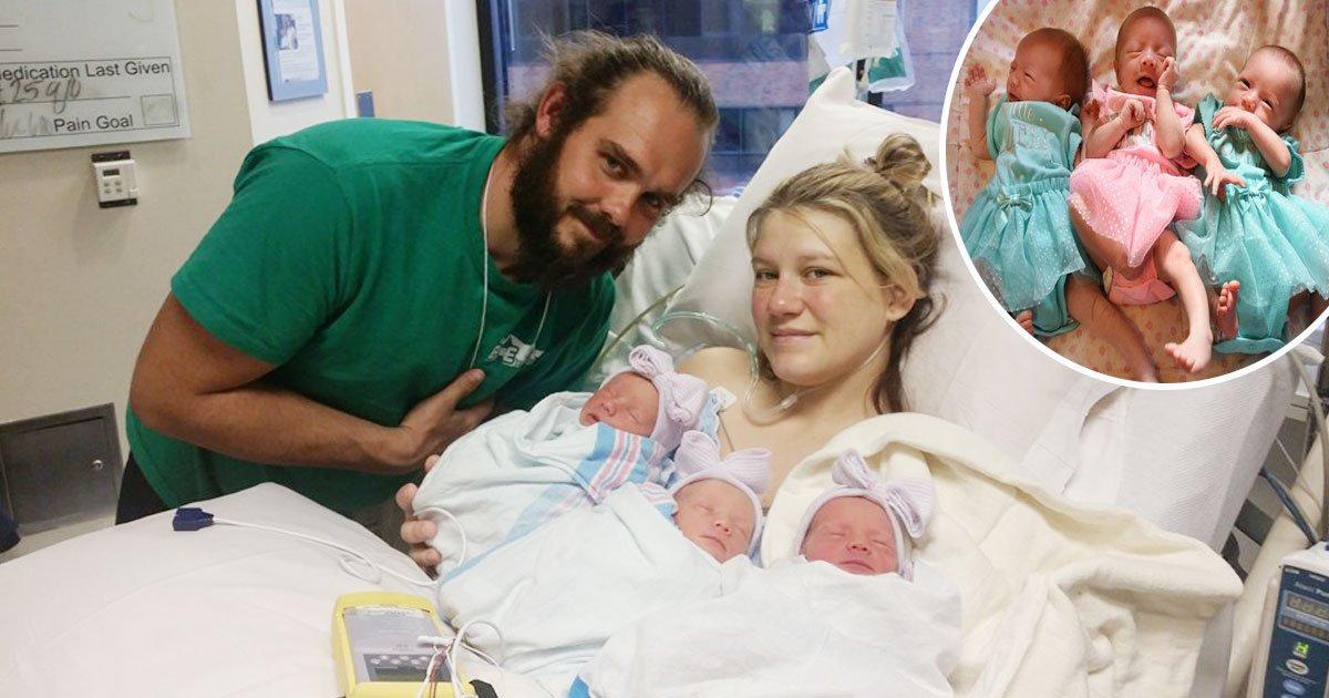 untitled 1 142.jpg?resize=412,232 - Une mère de deux enfants accouche de triplés mais tout ne se passe pas comme prévu...