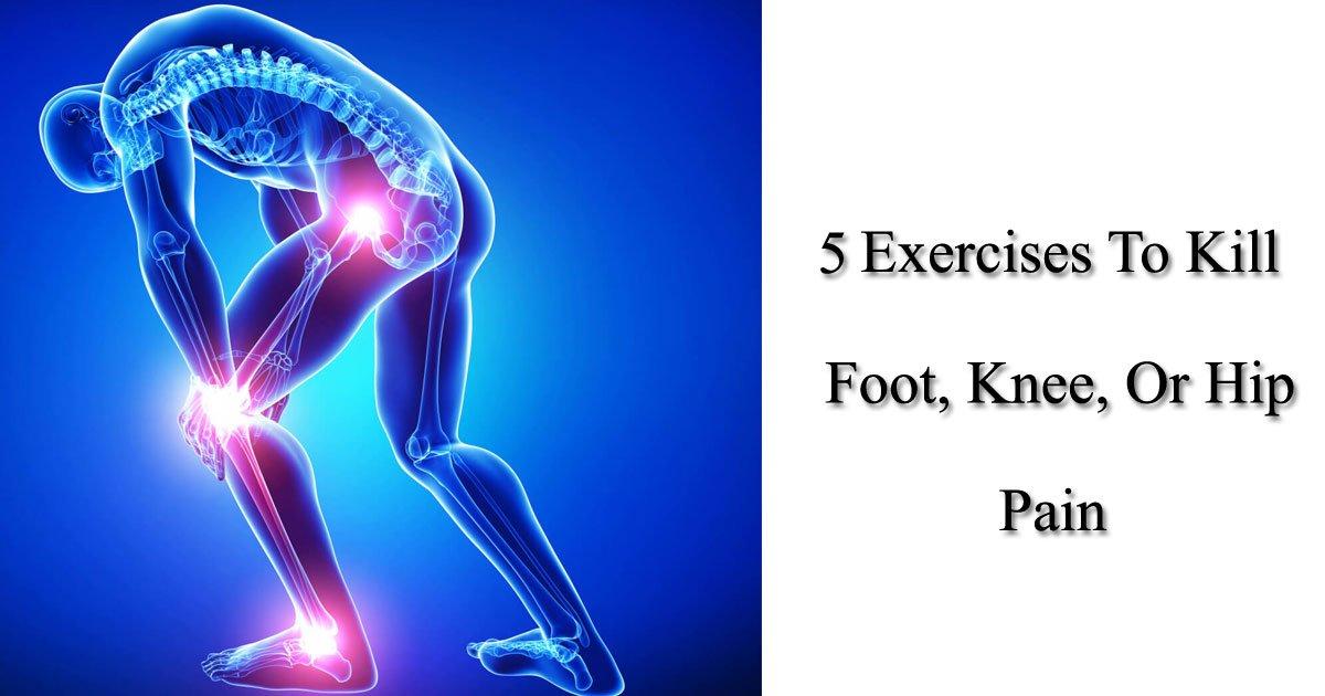 untitled 1 147.jpg?resize=412,232 - Soulager la douleur au pied, au genou ou à la hanche avec ces exercices
