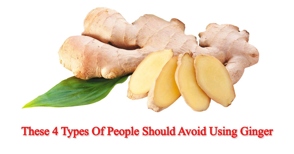 untitled 1 149.jpg?resize=412,232 - Avoid Using Ginger If You Have Any of These Conditions