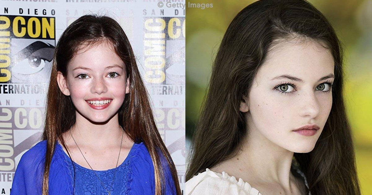 untitled 1 15.jpg?resize=300,169 - A garotinha de Crepúsculo já cresceu e está mais bonita do que nunca