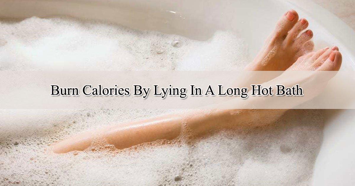 untitled 1 150.jpg?resize=300,169 - Brûlez autant de calories qu'une marche de 30 minutes en prenant un bain chaud