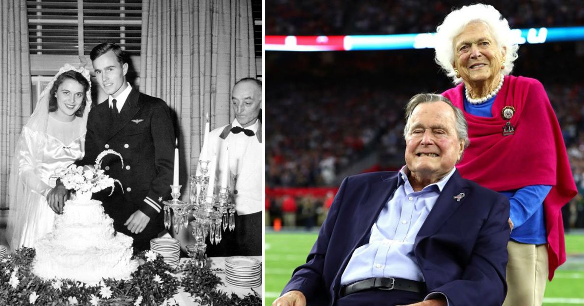 untitled 1 151.jpg?resize=300,169 - Barbara And George Bush's Epic Love Story That Lasted More Than 76 Years Until Her Last Breath