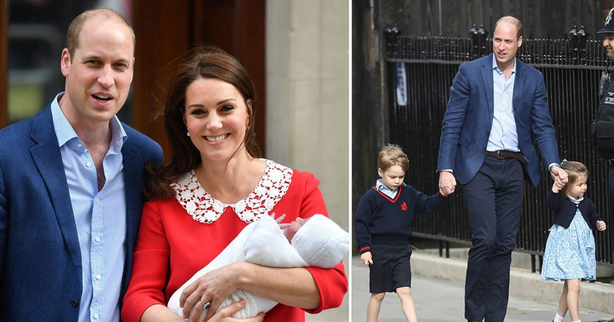 untitled 1 173 - Duchess of Cambridge Kate Middleton Delivers Her Third Child, Leaves Hospital With The New Prince