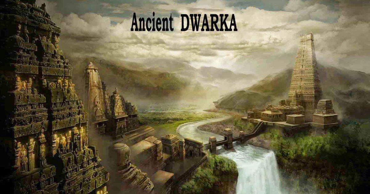 untitled 1 187.jpg?resize=412,232 - Dwaraka, a cidade de ouro de Krishna, foi encontrada debaixo d'água!