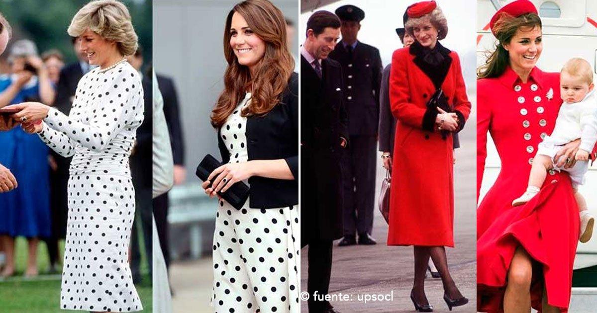 untitled 1 49.jpg?resize=648,365 - Kate Middleton se visitó en diferentes ocasiones como la princesa Diana, descubre estas impactantes imágenes