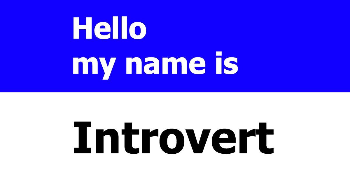 untitled 1 58.jpg?resize=412,232 - Les introvertis du monde entier s'accorderont sur ce que leurs camarades introvertis disent dans ces tweets