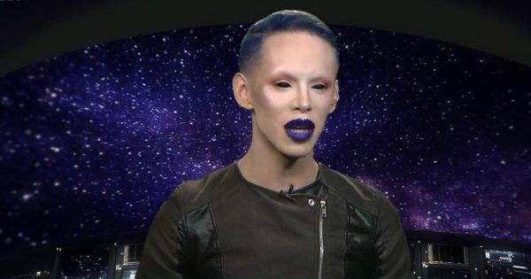 untitled 1 73 e1523346161508.jpg?resize=1200,630 - Este homem quer fazer todo o possível para se tornar um alienígena sem sexo