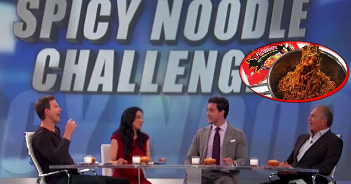 untitled 1 77 - Doctors Take On The SPICY Noodle Challenge!