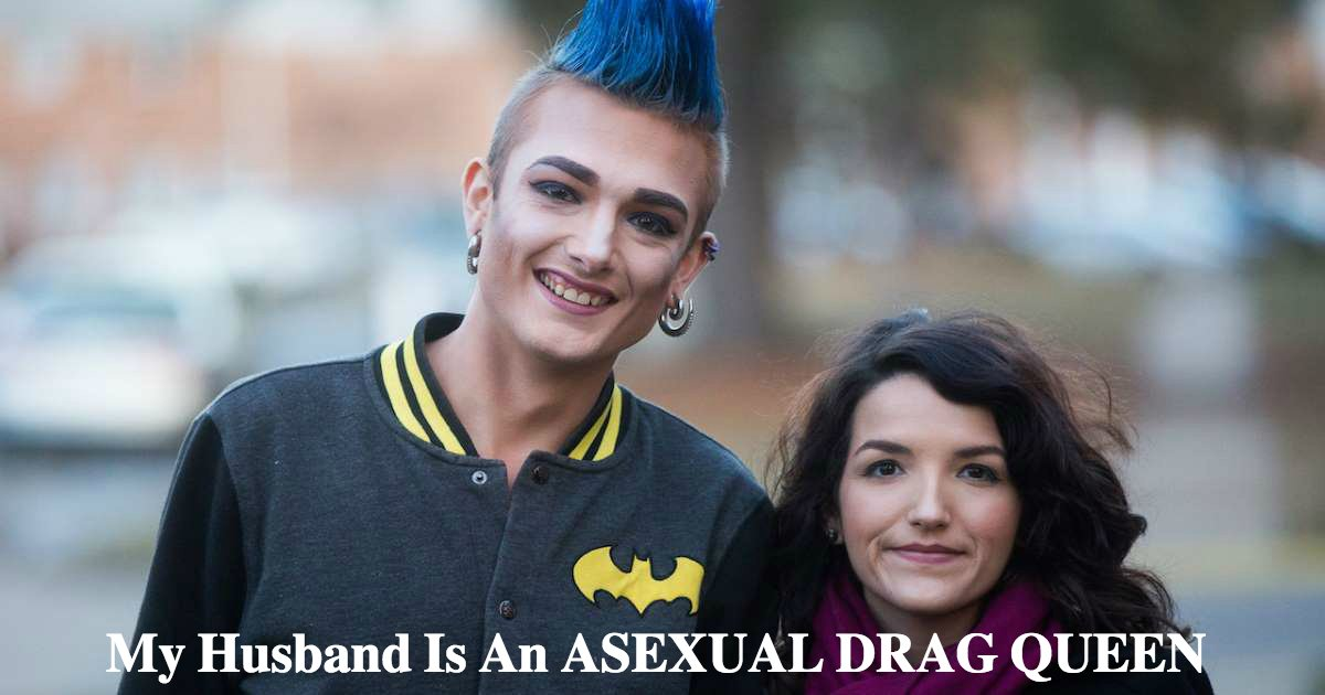 untitled 1 80.jpg?resize=1200,630 - Woman's Husband Is A Drag Queen And She's Totally Fine With That