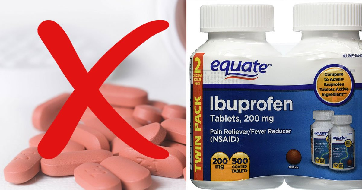 untitled 1 82.jpg?resize=412,232 - Doctors Warning People To Stop Taking Ibuprofen Due To Dangerous Side Effects