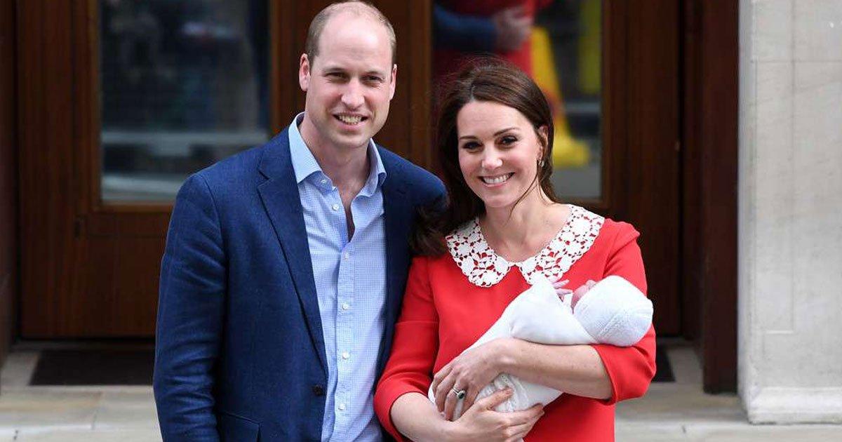 untitled 1 recovered.jpg?resize=300,169 - Le dernier accouchement de Kate Middleton l'a fait entrer dans une catégorie concernant seulement 4% des mères.
