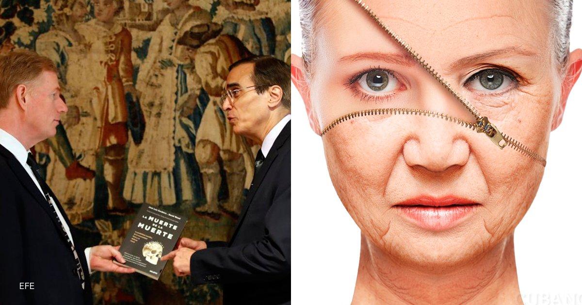 vejez - En 2045 el envejecimiento será considerado una enfermedad y las personas podrán ser inmortales