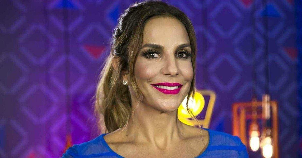 veveta - Ivete Sangalo curte comentário de internauta que criticou posicionamento de Regina Duarte