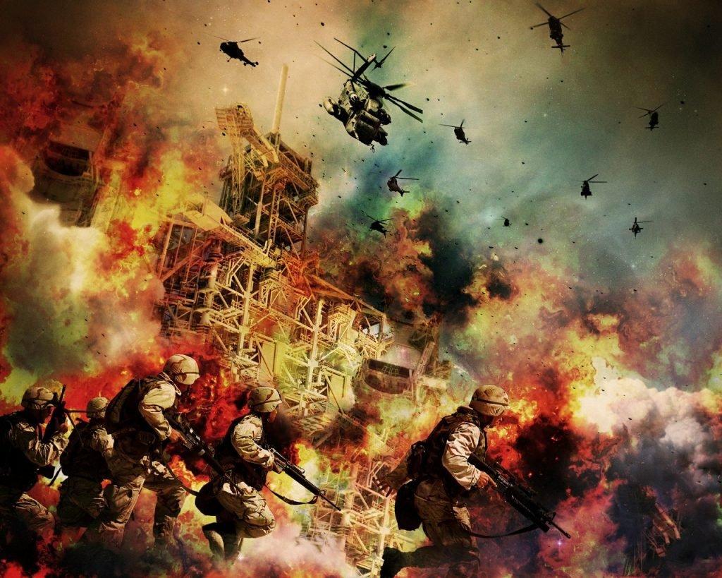 Image result for 戦争の夢