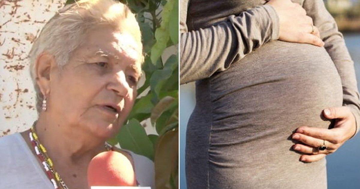 1 383.jpg?resize=412,232 - 70세 할머니 '임신' 성공... 전 세계 의사들이 충격에 휩싸이다